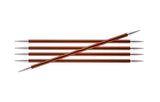 KNITPRO ZING DOUBLE POINTED KNITTING NEEDLES