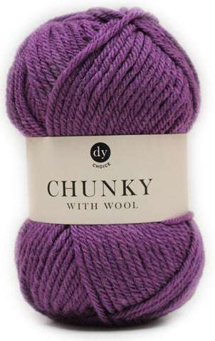 DY CHOICE CHUNKY WITH WOOL