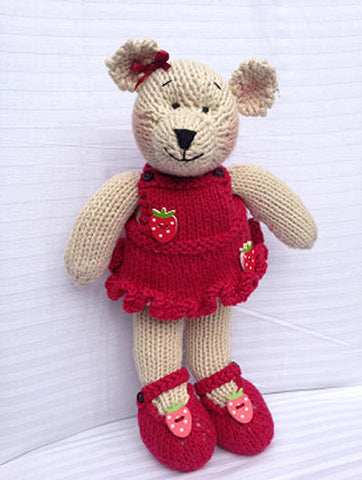 CJ PATTERN BERRY BEAR