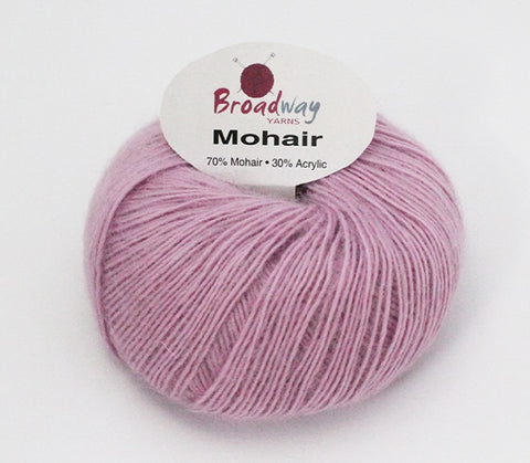 BROADWAY MOHAIR 4PLY