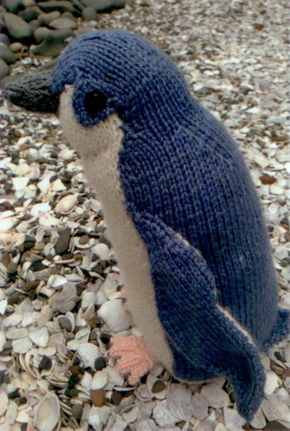 CJ PATTERN DARWIN LITTLE BLUE PENGUIN