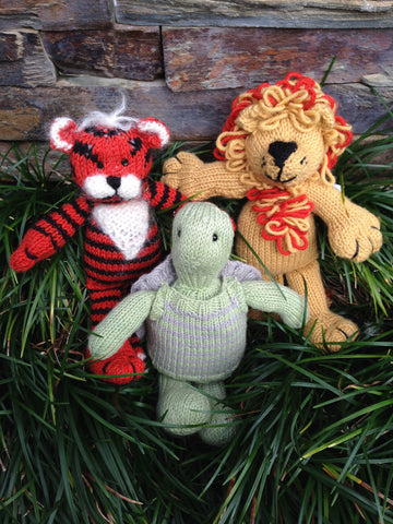 CJ PATTERN JUNGLE BUDDIES
