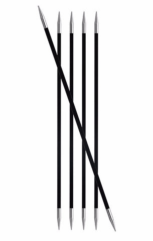 KNITPRO KARBONZ DOUBLE POINTED KNITTING NEEDLES