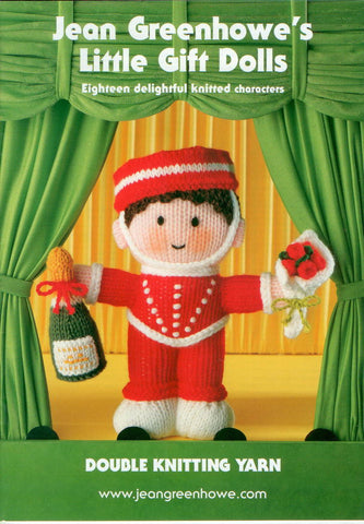 LITTLE GIFT DOLLS BOOK 515