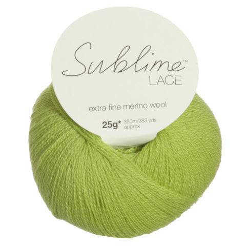 SUBLIME MERINO LACE 2PLY