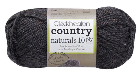 CLECKHEATON COUNTRY NATURALS 10PLY