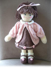 CJ PATTERN PENNY DOLL