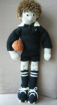 CJ PATTERN RICHIE THE RUGBY GUY