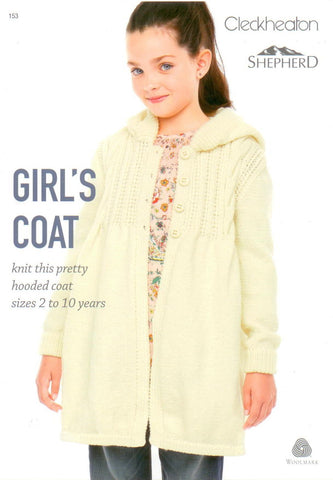 GIRL'S COAT LEAFLET 153
