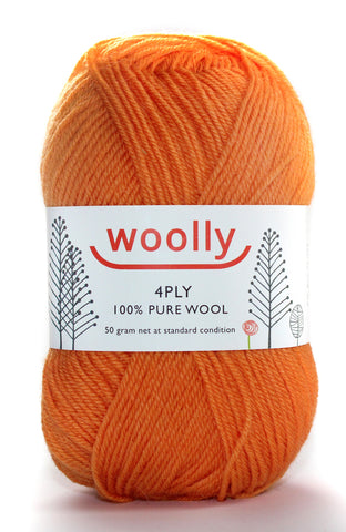 WOOLLY 4PLY