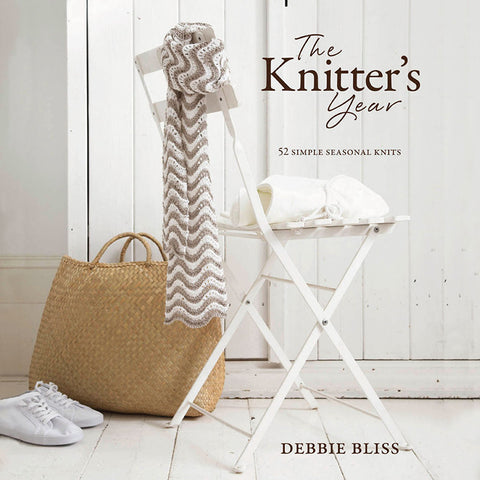 DEBBIE BLISS THE KNITTERS YEAR BOOK
