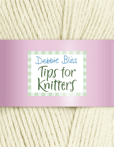 DEBBIE BLISS TIPS FOR KNITTERS BOOK