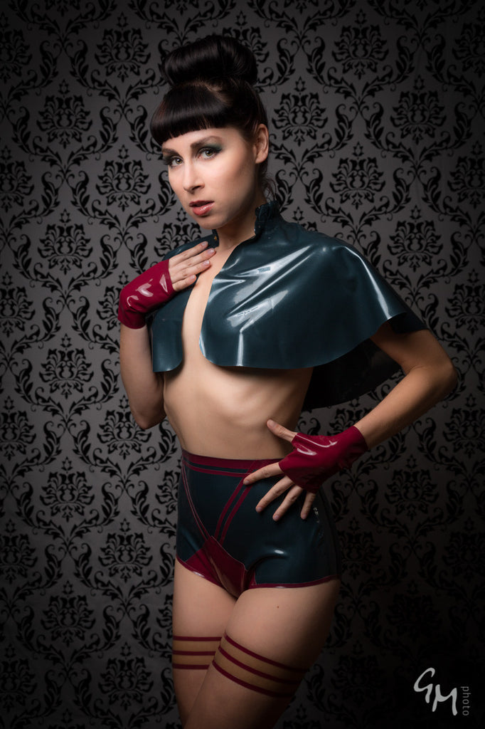 Mishalla Latex Panties