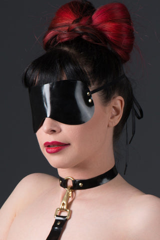 Classic Latex Eye Mask
