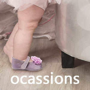 Dress and occasion for babies and toddlers
