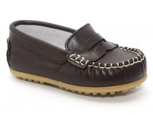 Patucos Infant Casual brown Shoes for boys