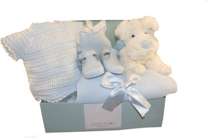 Patucos Newborn Lovely Basket