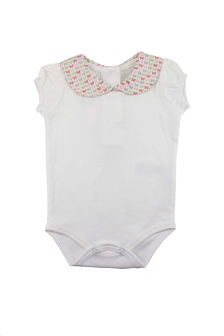 Pima Cotton Body with Butterfly collection neck