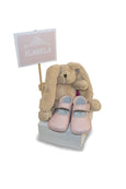 Patucos Newborn Basic Basket for Girls