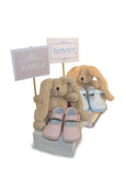 Patucos Newborn Basic Basket for Boys and Girls