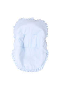 Patucos Cotton Candy Car seat liner