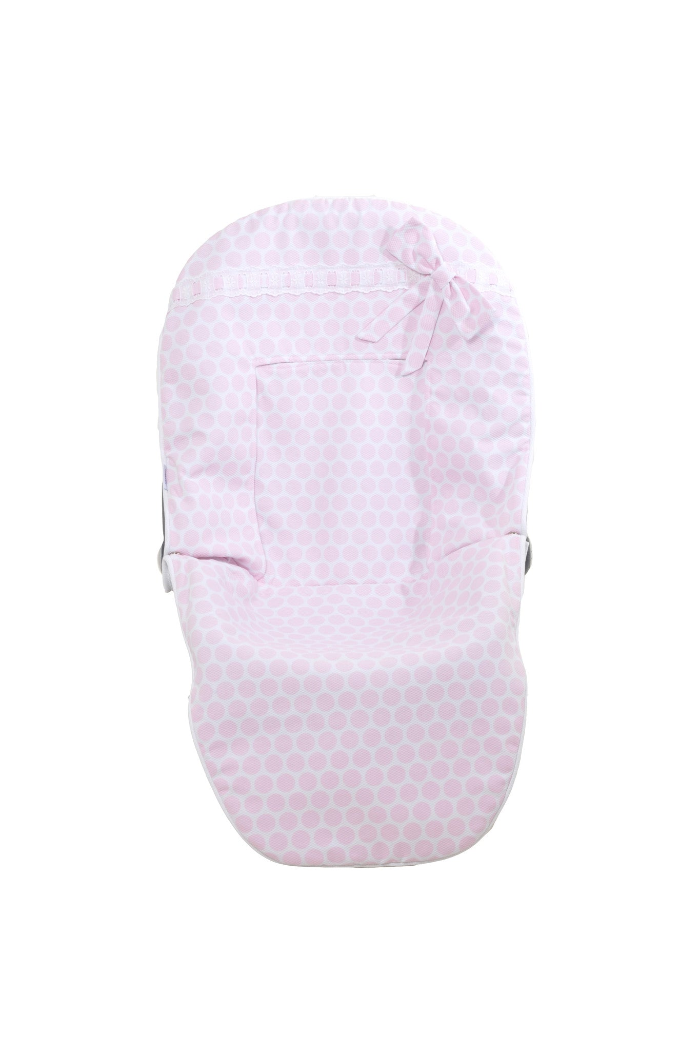 Full Moon Pushchair liner Pink