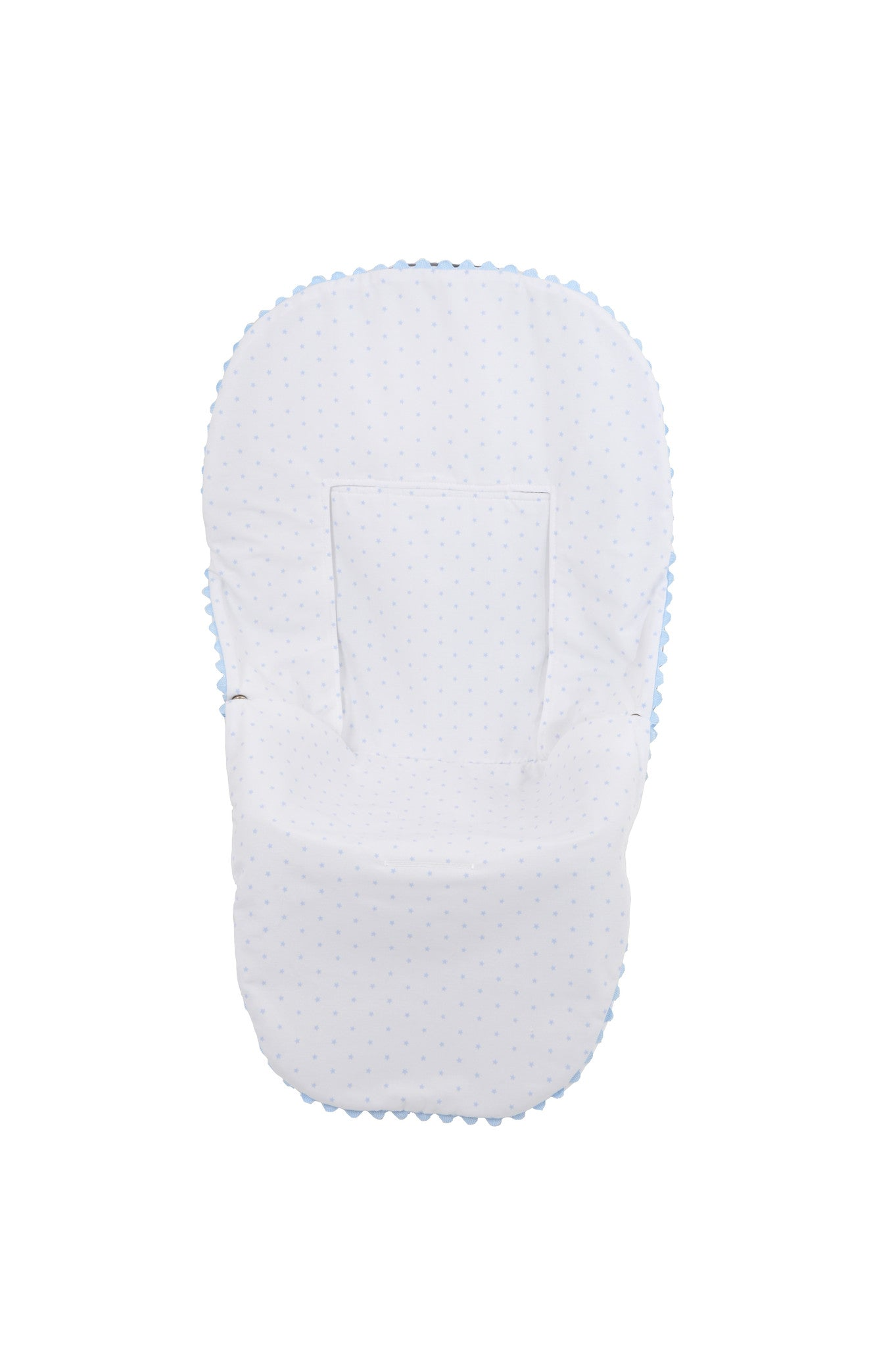 Blue Star Pushchair liner