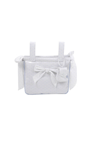 Blue Star Plasticized Bag for Stroller