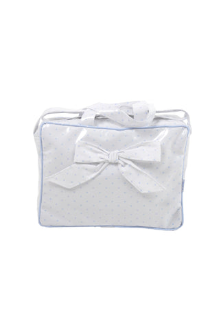 Blue Star Plasticized Maternal Bag
