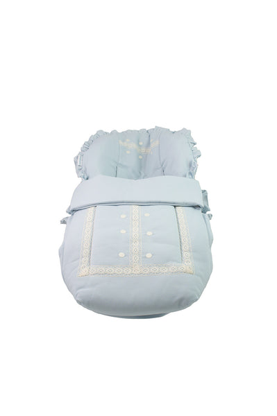 Honey drops Car seat cover with hood