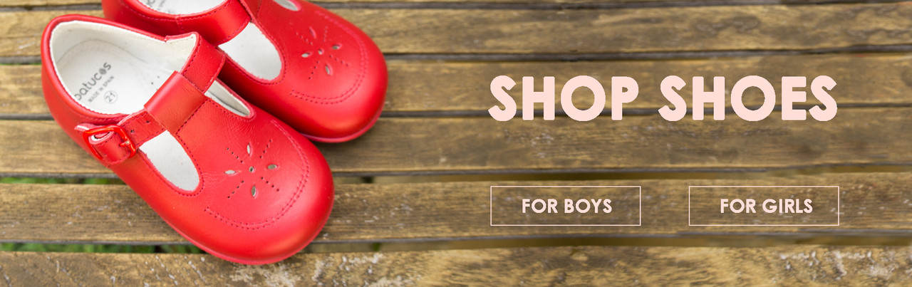 Shop baby and toddler shoes for boys and girls