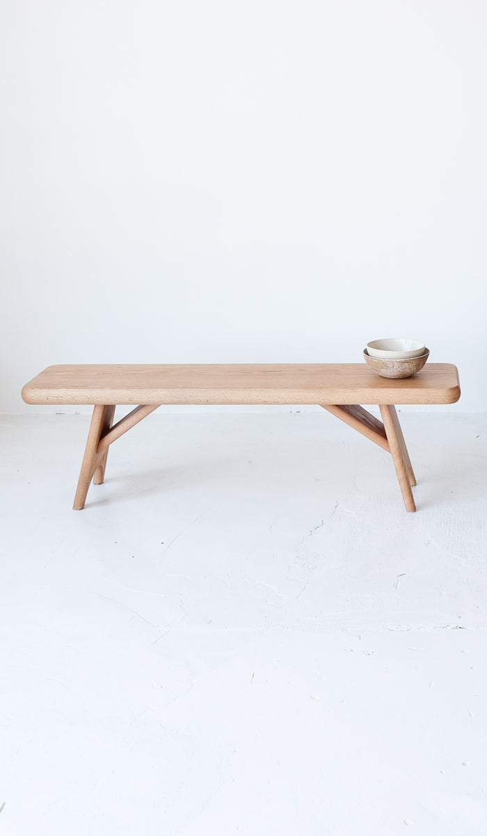 De Jong & Co Merton Bench, , De Jong & Co, SPARTAN SHOP