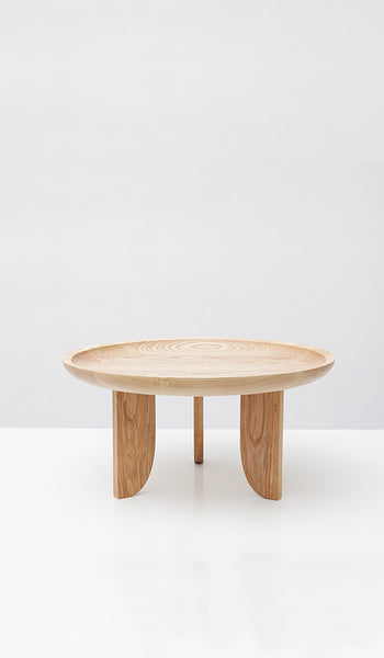 Grain Dish Coffee Table