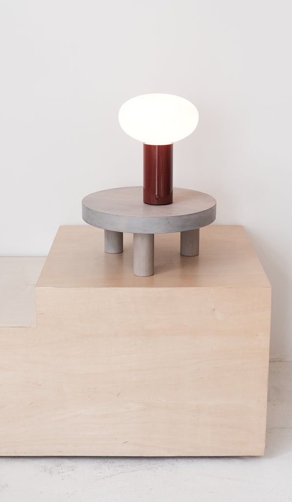 In Common With Mushroom Table Lamp, Home Goods, In Common With, SPARTAN SHOP