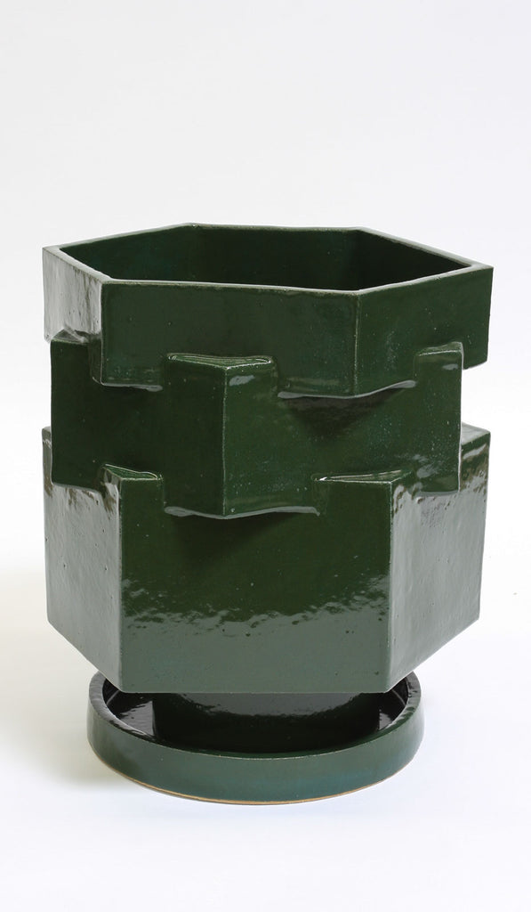 B Zippy XL Ceramic Planter