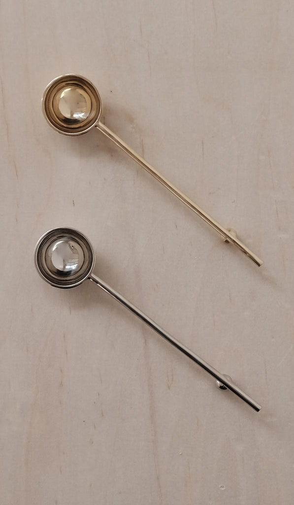 Sophie Lou Jacobsen Small Brass Spoon, Home Goods, Sophie Lou Jacobsen, SPARTAN SHOP