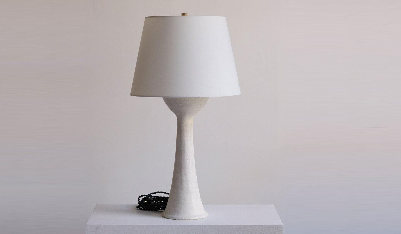 Danny Kaplan Ceramic Seneca Table Lamp