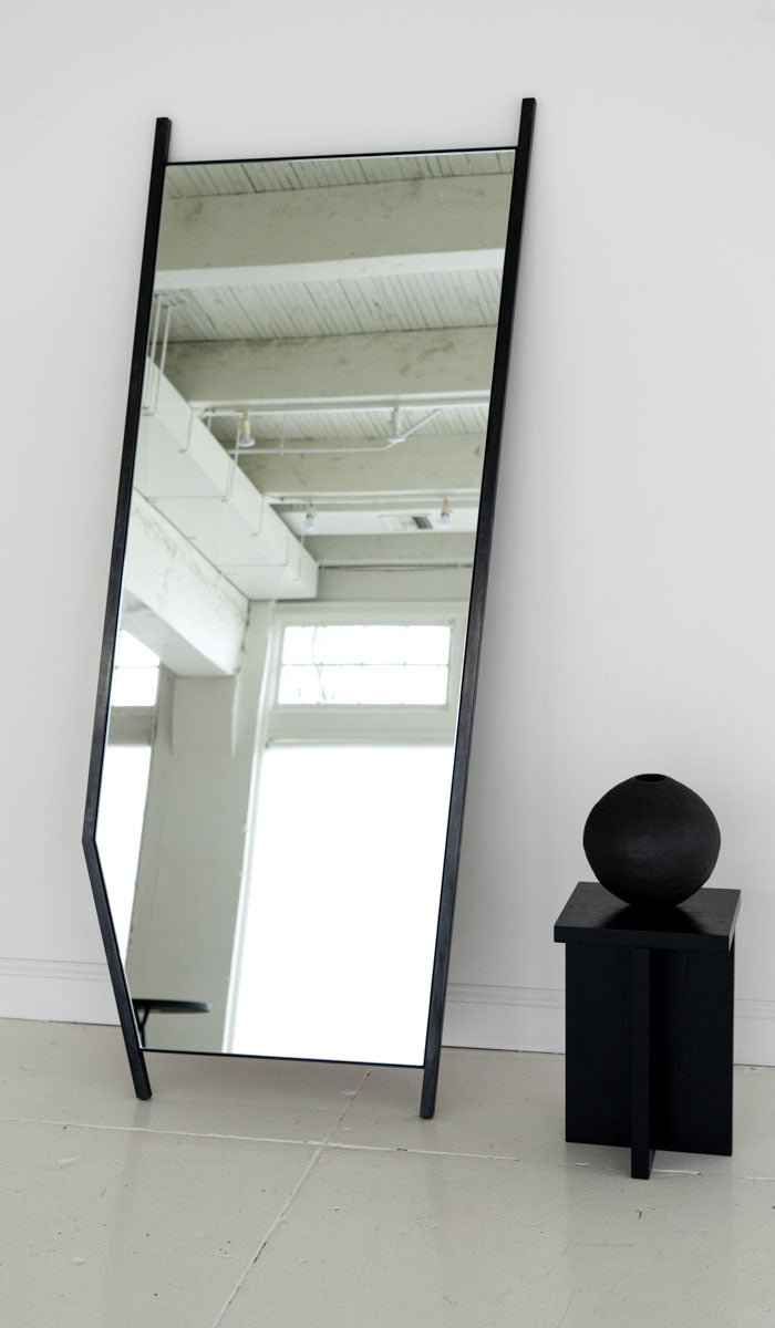 De Jong & Co Otomo Floor Mirror