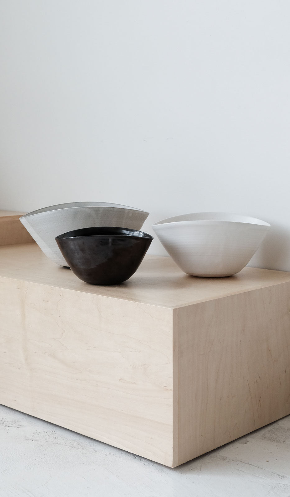 Eric Bonnin Spouted Serving Bowls, Tabletop, Eric Bonnin Ceramics, SPARTAN SHOP