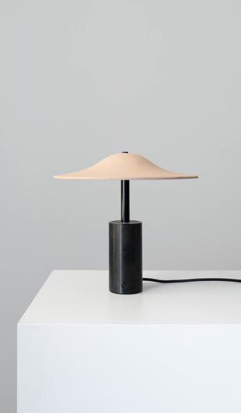 In Common With Ceramic Shade Table Lamp, , In Common With, SPARTAN SHOP