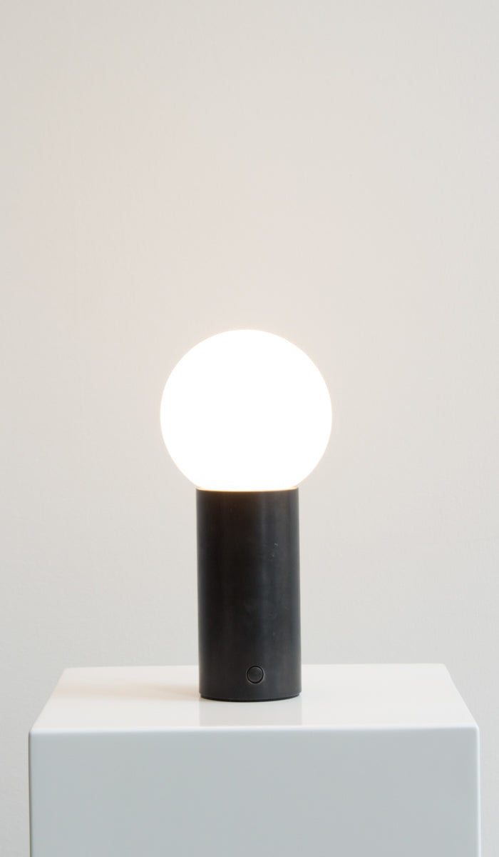 In Common With Orb Table Lamp: Small, Home Goods, In Common With, SPARTAN SHOP
