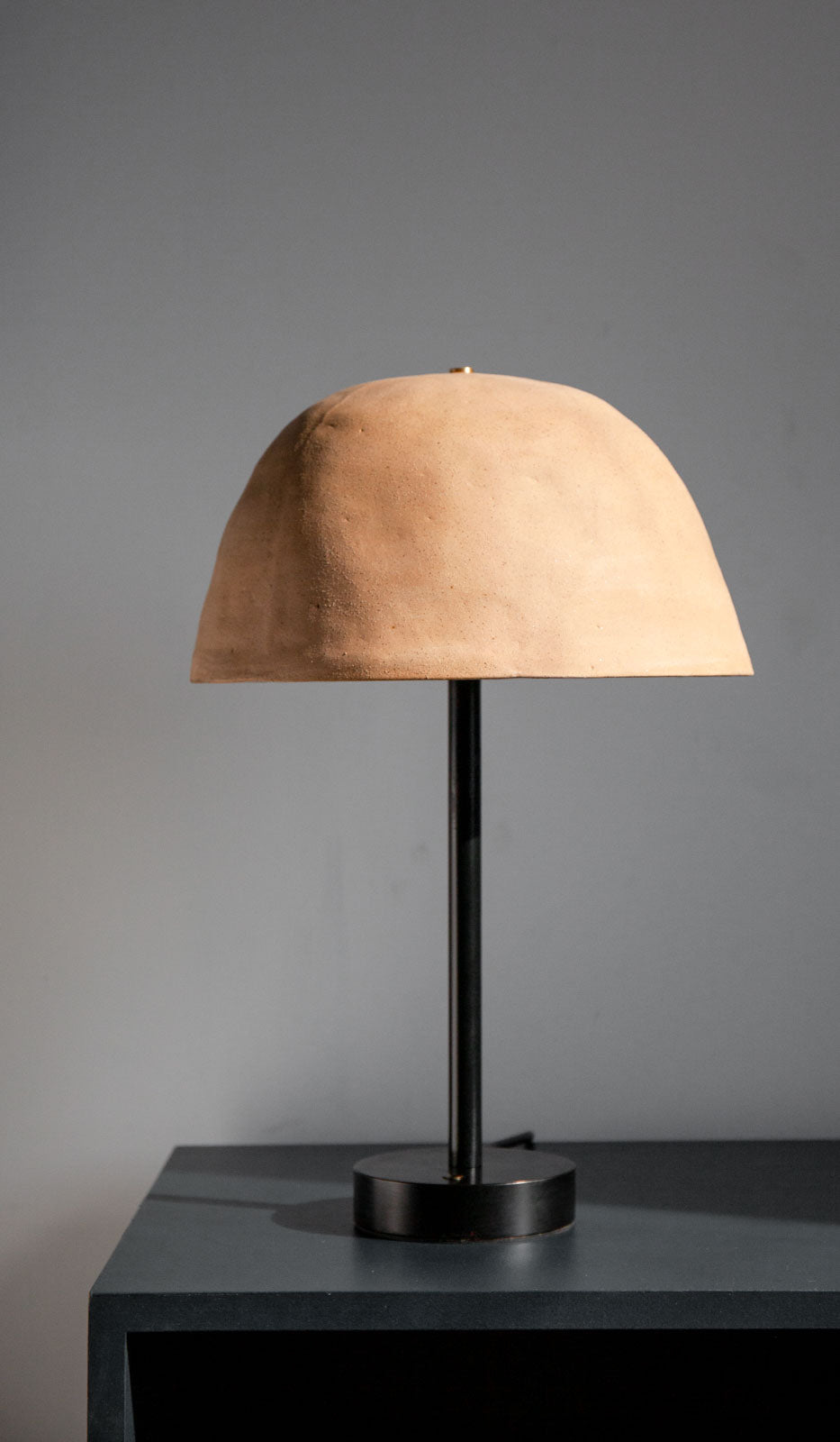 In Common With Ceramic Dome Table Lamp