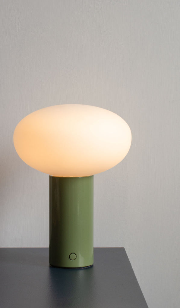 In Common With Mushroom Table Lamp