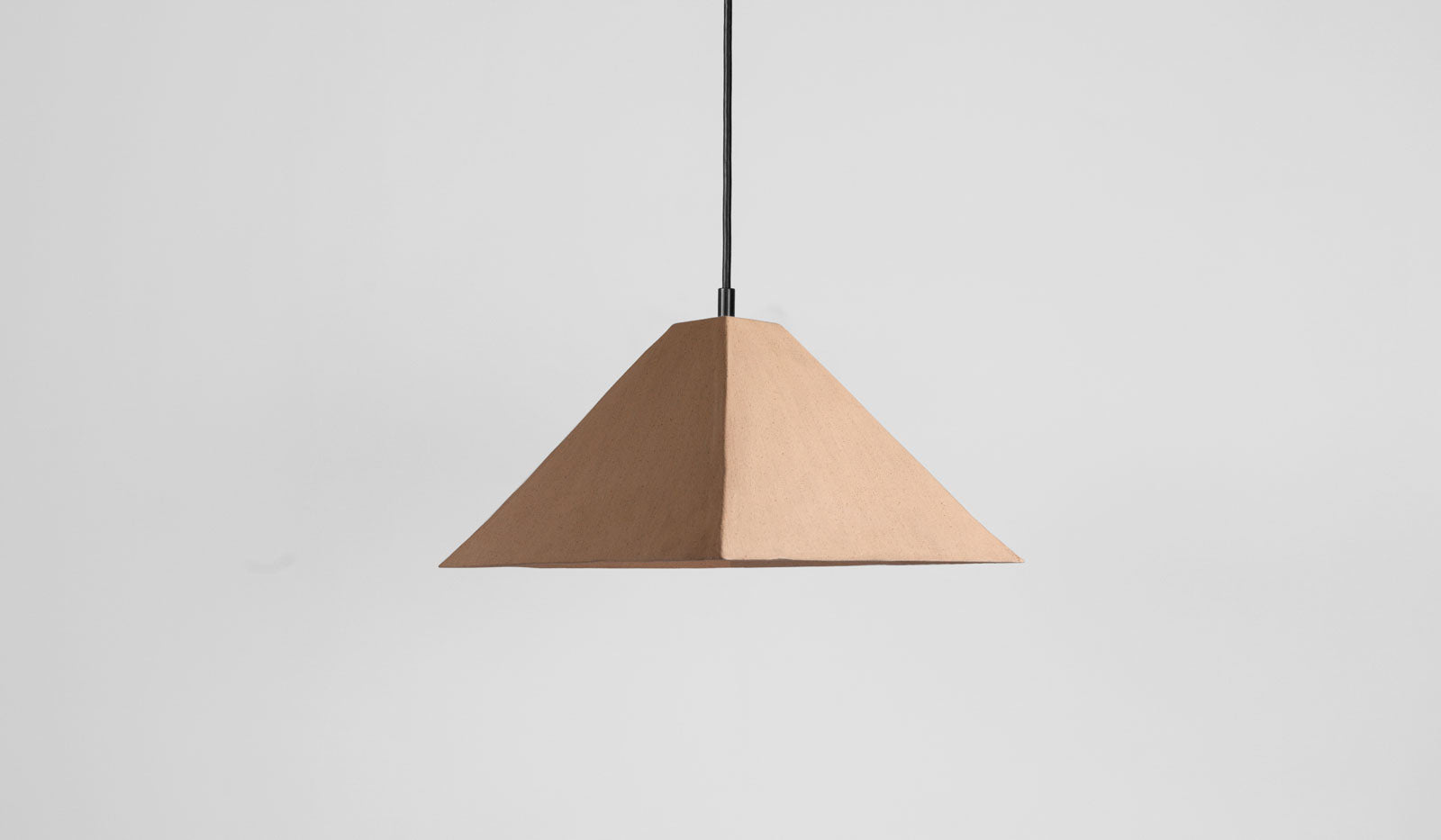 In Common With Ceramic Pyramid Pendant