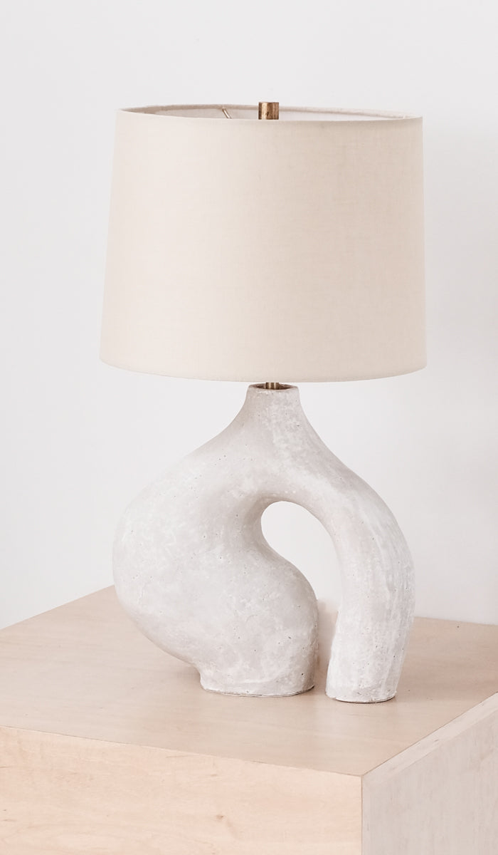 Kassandra Thatcher Circle Loop Lamp, , Kassandra Thatcher, SPARTAN SHOP