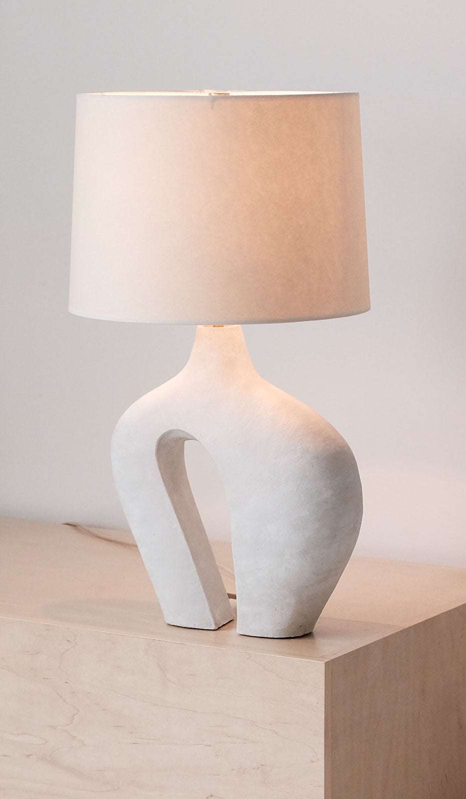 Kassandra Thatcher Large Hepworth Lamp