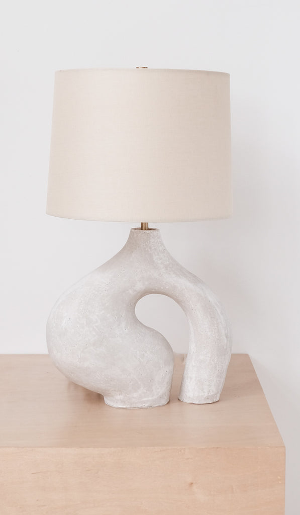 Kassandra Thatcher Circle Loop Lamp, Home Goods, Kassandra Thatcher, SPARTAN SHOP