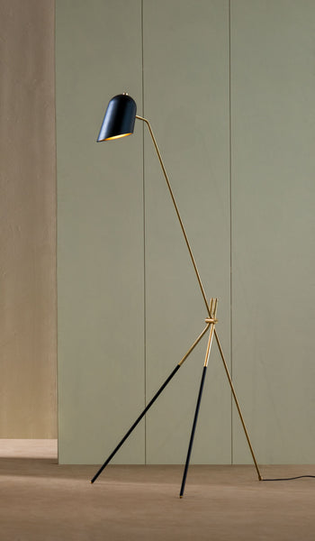 Lambert & Fils Cliff Floor Lamp
