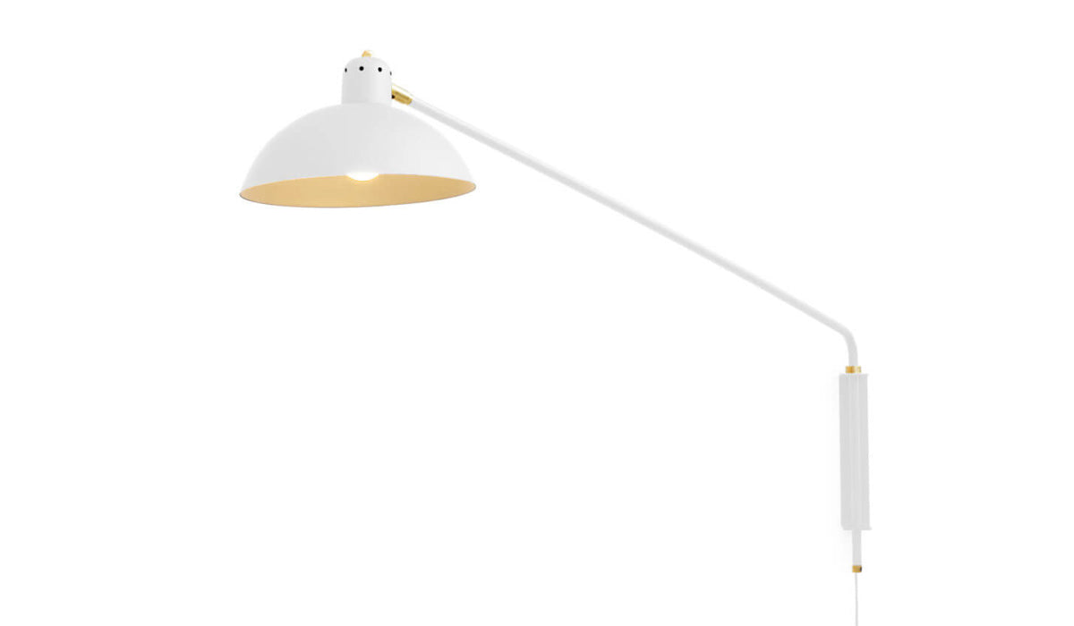 Lambert & Fils Waldorf Wall Lamp: Large, Home Goods, Lambert & Fils, SPARTAN SHOP
