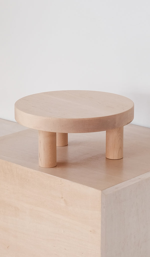 Matthew Philip Williams Low Table: Maple, Home Goods, Matthew Philip Williams, SPARTAN SHOP